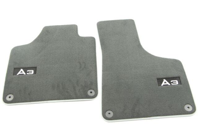 Audi A3 Textilfußmatten Premium vorne 8P1061275P/_MNO
