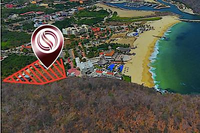 Terreno uso de suelo turístico hotelero a 300 metros de la playa, Bahia Chahue,