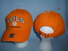"""TENNESSEE VOLUNTEERS slouch CAP/HAT """"Go Big Orange""""  NWT  Fits All   by T.O.W."""