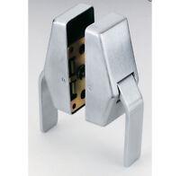 Glynn-johnson Satin Chrome Passage Function Push/pull Hospital 5 Latch Hl6-5 Us
