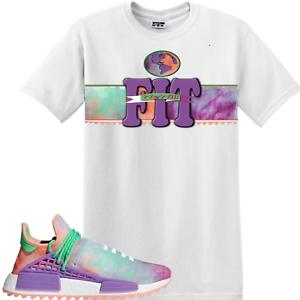 73af0df81 We Will Fit shirt 4 Adidas x Pharrell Williams HU NMD Holi Powder ...