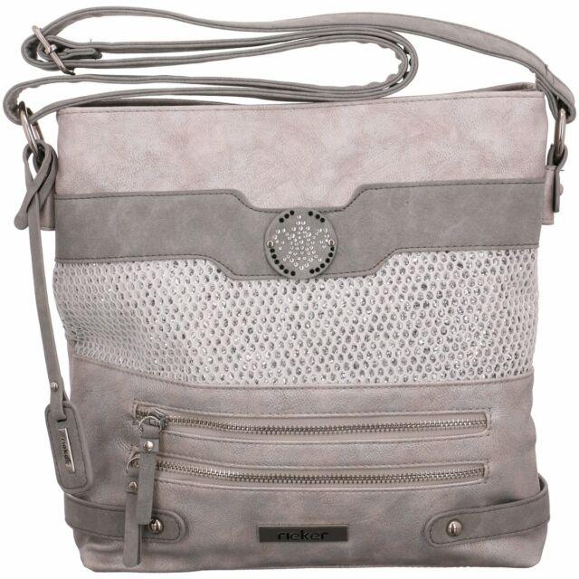 Rieker Taschen H1346 40 grau