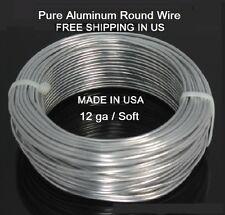 BONSAI WIRE 2 MM   25 ft Pure Aluminum Wire (DEAD SOFT)