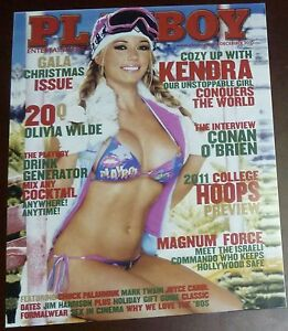 cover Kendra wilkinson playboy