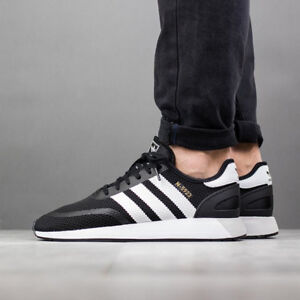 274ea43643bdd NEW Adidas Originals N-5923 Men s Shoes Core Black White Grey ...