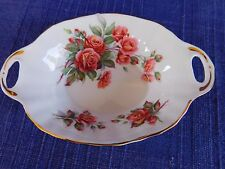 Royal Albert Centennial Rose OVAL SWEET MEAT DISH *have more items to set*