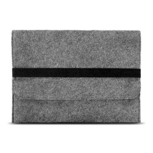 Sleeve Hülle für Apple MacBook Pro 16 Schutzhülle Tasche Filz Cover Schutz Case