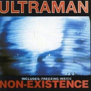 ULTRAMAN-NON-EXISTENCE-FREEZING-INSIDE-CD-NEUF