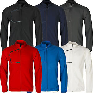Mens-Windbreaker-Jacket-Lightweight-Showerproof-Top-Running-Sports-Coat-Zip-Lot