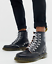 thumbnail 1 - Dr.Martens Icon 1460 Stud Unisexe Bottines Cheville Chaussures Imperméable