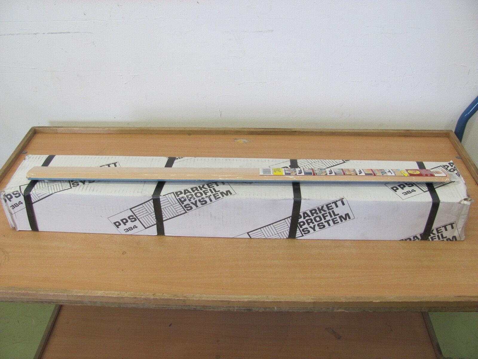 1m - 10 Stk. FN One 4 All - Bodenprofil Art 511889 Ahorn 12x52x900mm Parkett