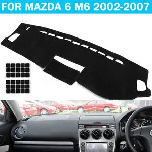 For-Mazda-6-M6-2002-2007-Car-Dashmat-Dashboard-Carpet-Cover-Dash-Mat-Protector