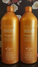 Mizani Thermasmooth Shampoo & Conditioner (33.8 FL. OZ)