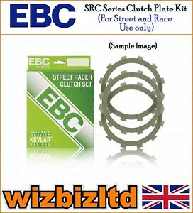 HONDA CBR900RR CBR900 CBR 900RR EBC SRC CLUTCH KIT 96-97 SRC55