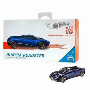 Hot-Wheels-ID-039-Hot-Wheels-ID-Pagani-Huayra-Reino-Unido-stock-envio-rapido