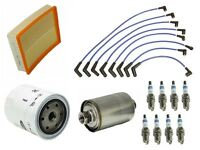 Land Rover Discovery Series Ii 2000-2001 Premium Tune Up Kit Filters Spark Plugs on Sale