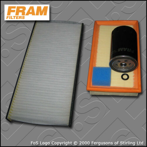 SERVICE KIT FORD FOCUS MK1 1.6 PETROL FRAM OIL AIR CABIN FILTERS 1998-2004