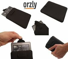 "Orzly Amazon Kindle 4 Wifi 6"" Pu Leather Slip Pouch Sleeve Case Cover [NEW]"