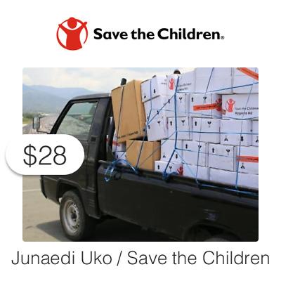 $28 Charitable Donation For: A Family Hygiene Kit