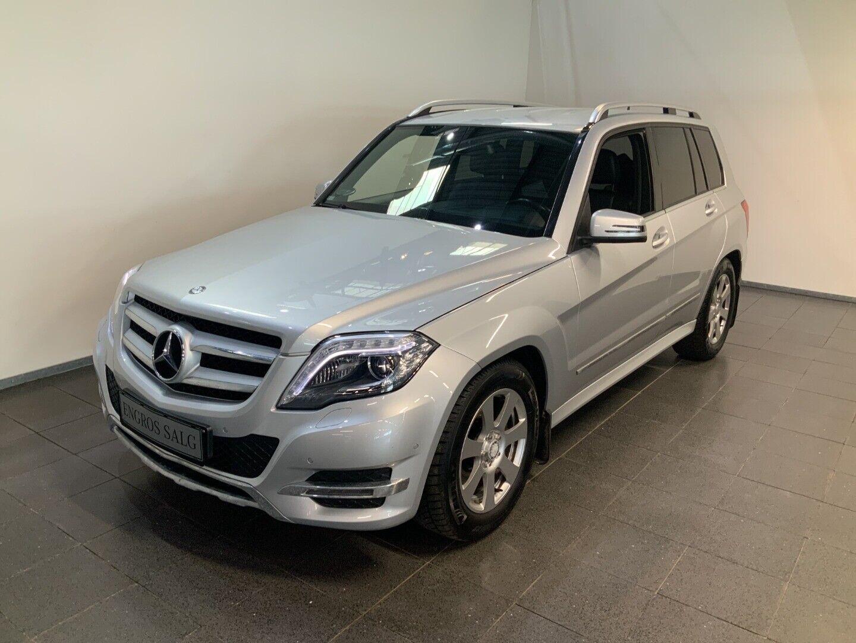 Mercedes-Benz GLK220 2,2 CDi aut. 4Matic BE Van