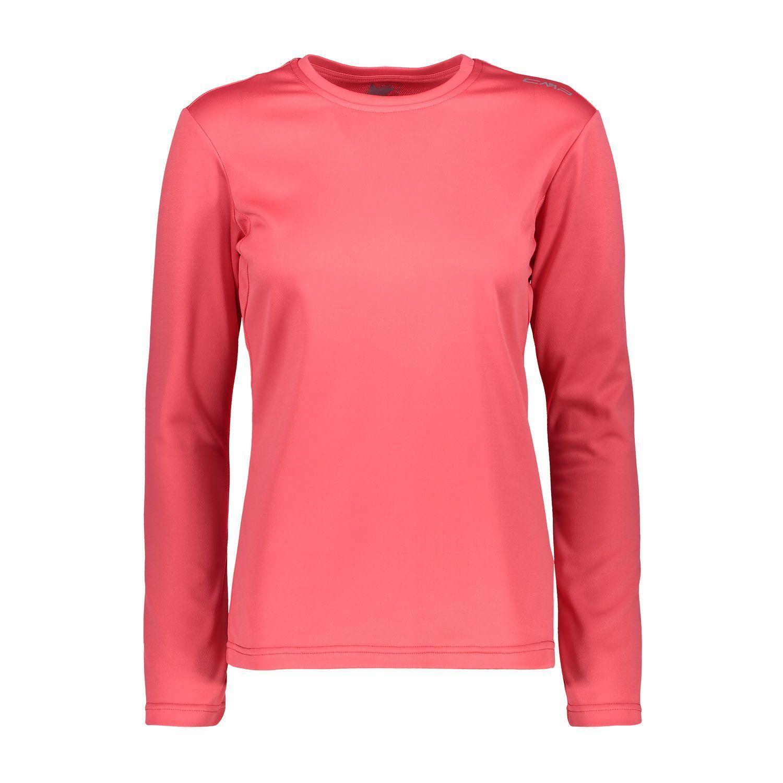 CMP Camisa Funcional Camisa Funcional Woman Camiseta Windshell Fucsia Cálidos