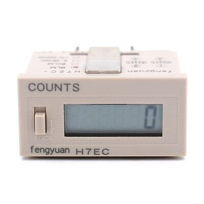 New H7EC-BLM 0-999999 Counting Range No-voltage Required Digital Counter