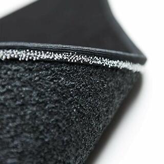Tappeti Tappetini su misura per hyundai ix35 in Velluto 3 fissaggi