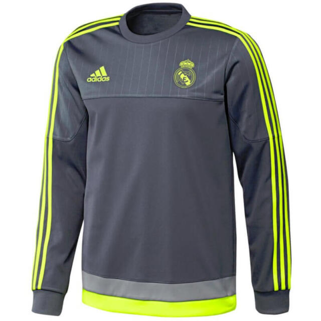 adidas Herren SWT Real Madrid Sweatshirt