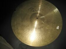 "Paiste Full Crash 16"" Cymbal"