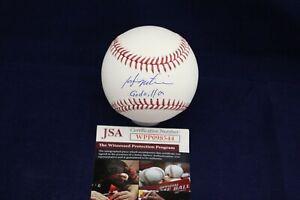Hideki-Matsui-NY-YANKEES-Signed-Auto-Official-ML-Baseball-w-Godzilla-JSA-WPP