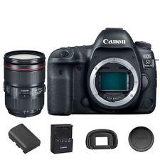 Canon EOS 5D Mark IV Digital SLR Camera with EF 24-105mm f4/L IS II USM Lens