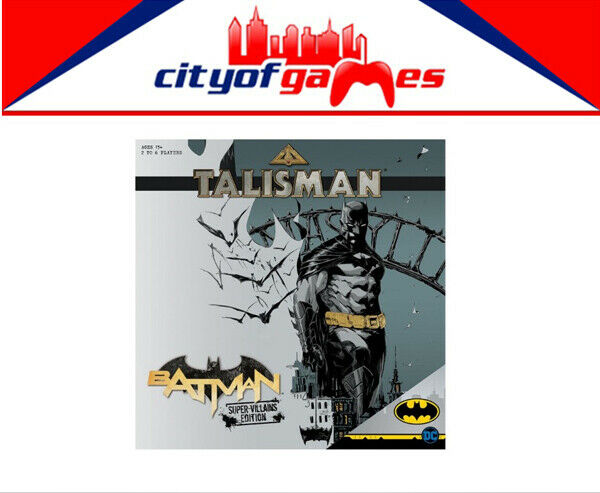 Batman Talisman Board Game New Pre Order