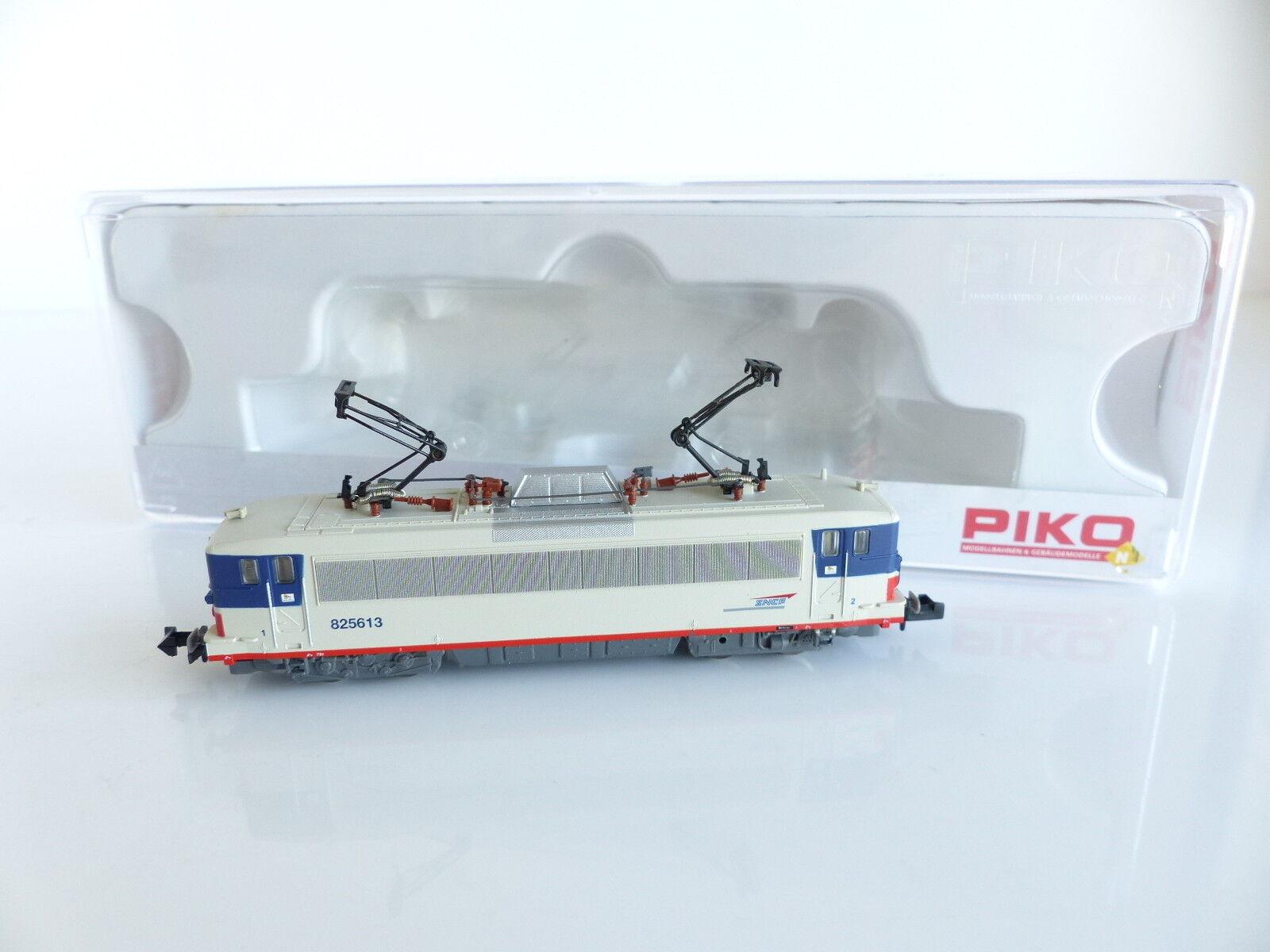 PIKO LOCOMOTIVE ELECTRIQUE BB 825613 ILE DE FRANCE SNCF REF 94207 ECHELLE N