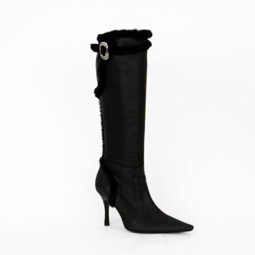 Rene CaovillaLeather Knee High Boots size EU 39