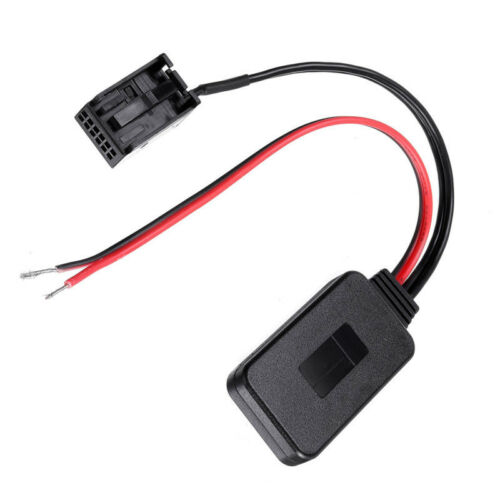 1 Adattatore Bluetooth Cavo Aux per BMW Mini One Cooper S Radio Boost CD R53//