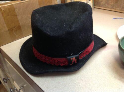alice in wonderland mad hatter felt hat