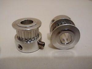STAMPANTE-3D-T2-5-TIMING-BELT-e-8mm-albero-20-denti-pulegge-Reprap-Prusa-Mendel