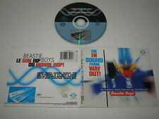 BEASTIE BOYS/THE IN SOUND FROM WAY OUT!(CAPITOL/7243 8 33590 2 8)CD ALBUM