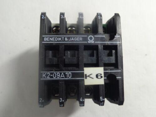 Benedikt /& Jäger K2-09A 10