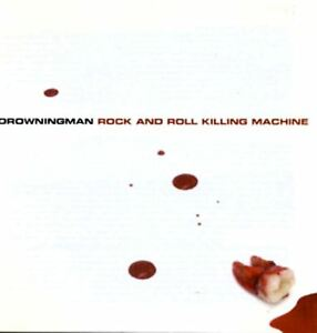 DROWNINGMAN-rock-and-roll-killing-machine-CD-album-hardcore-punk