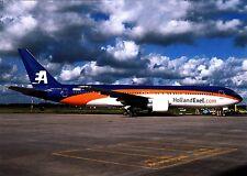 Holland Exel.com , Boeing B767-300, Ansichtskarte