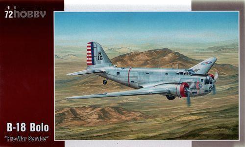 Special Hobby 1/72 Douglas B-18 Bolo  72095