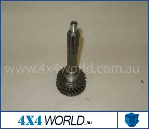 For Toyota Landcruiser FJ62 FJ60 Series Gearbox Input Shaft 80-85