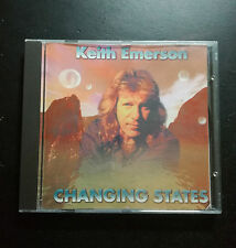 Keith Emerson - Changing States gute gebrauchte CD  AMP-CD 026 (Nice, ELP)
