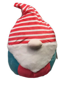 Squishmallow-2020-Christmas-Norma-the-Gnome-8-034-Plush-Doll-Toy-Pillow-Pet