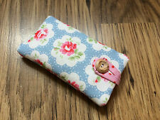 iPod Touch 5th / 6th Generation Fabric Padded Case - Cath Kidston Blue Provence