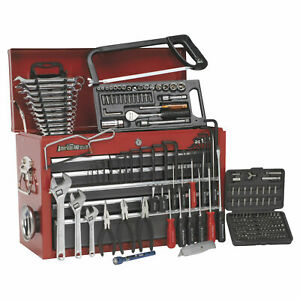 Sealey-American-Pro-Clubman-Toolbox-Combo-With-Tools-9-Drawer-System