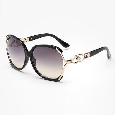 Women's Retro Fashion Designer Pearl Sunglasses Outdoor Eyewear Eye Glasses
