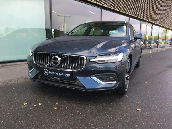 Volvo V60 2,0 T5 250 Inscription aut. - billede 1
