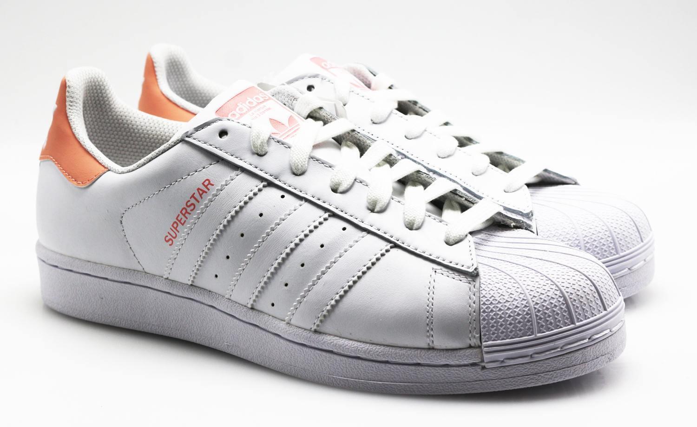 low cost discount skate shoes weiß Leder Schuhe Turnschuhe Damänner ISC W Superstar Adidas ...